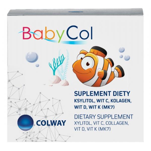 BabyCol - to nejlepší pro Vaše dítě