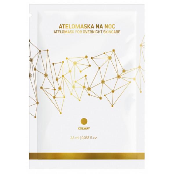 Tester Zlatý Atelokolagen  sáčky 10 x 1,1ml