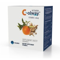 Vitamín C-olway  -  zcela přírodní levotočiva forma vitamínu C